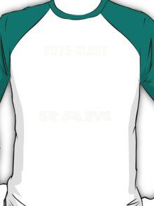 Glory Guts Ram white T-Shirt