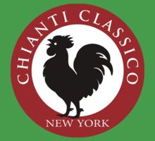 Black Rooster New York Chianti Classico  Kids Clothes