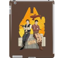 Partners In Crime iPad Case/Skin