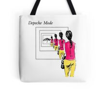 Depeche Mode : Dreaming Of Me - paint Tote Bag