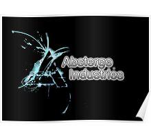 Abstergo Industries (blank background) Poster