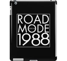 Depeche Mode : USA 1988 Road - White iPad Case/Skin