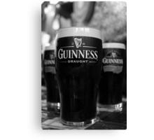 Guinness Canvas Print