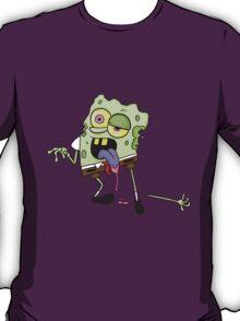 zombie spongebob T-Shirt