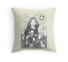 See Emily Play Tee Throw Pillow