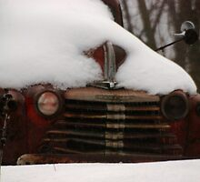 "vintage tin  early 50"" s Mercury  Dump Truck by deville"