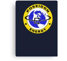Poseidon Energy Canvas Print
