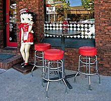 Betty Boop Cafe by CarolM