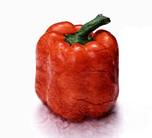 Red pepper by Kurt  Tutschek