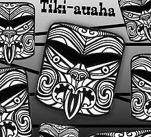 Tiki-auaha by Michael Lothian