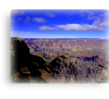 The Magnificent Grand Canyon Canvas Print