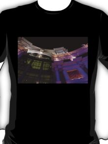 Another View of the Forum Shops Glamorous Entrance at Night T-Shirt