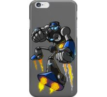 Boomer the Boombot takes flight iPhone Case/Skin