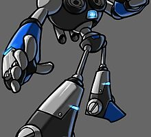 Boomer the Boombot 3 by Exclamation Innovations