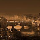 Ponte Vecchio - Florence by Zoltan