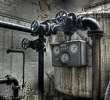 Boiler Control by Richard Shepherd
