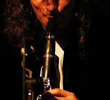 The Clarinet by eddieaidoo