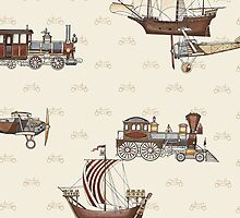 Vintage Collection - Vehicles by designjob