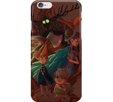 Venture into The Unknown iPhone Case/Skin