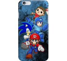 Super Smash Bros iPhone Case/Skin