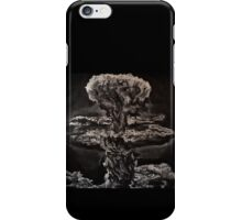 Bomb iPhone Case/Skin