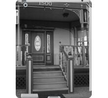Victorian Porch iPad Case/Skin