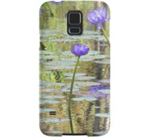 Water Lilies at Cape River Samsung Galaxy Case/Skin