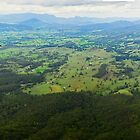 The Caldera, Border Ranges by Terry Everson