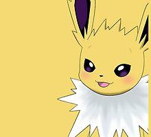 """Jolteon """"Without Name"""" by Winick-lim"""