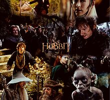 The Hobbit Design by Ash J.M.