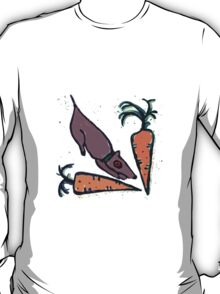 DOG AND CARROT T-Shirt