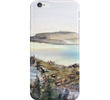 Cap Perce. Quebec. Canada iPhone Case/Skin