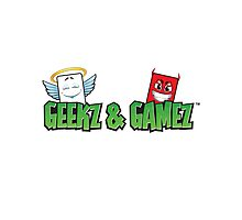 Geekz and Gamez Official Photographic Print