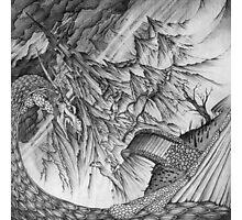 Ancalagon at Thangorodrim Photographic Print