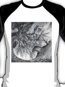 Ancalagon at Thangorodrim T-Shirt
