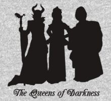 The Queens of Darkness by Nayulie