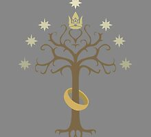 Lord of the Rings Inspired Tree by Program
