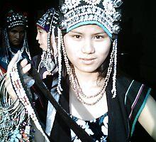 Thai Women selling their wares.. by mangodurian