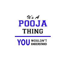 It's a POOJA thing, you wouldn't understand !! by thestarmaker