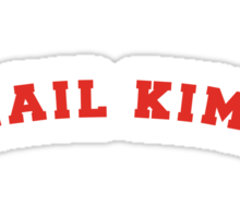 Mail Kimp - On Colours Sticker