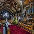 Christmas Church Service by Ian Mitchell