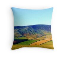 Pendle Hill Throw Pillow