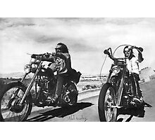 Easy Rider Photographic Print