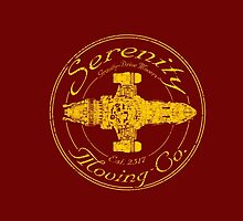 SERENITY MOVING CO.  by karmadesigner