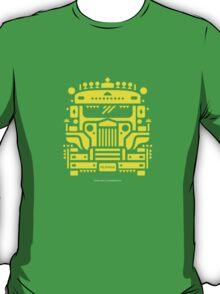 Manila Jeepney T-Shirt