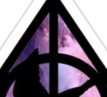 Harry Hunger- Nebula Design Sticker
