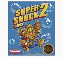 Super Shock Bros 2 Sticker by JakGibberish