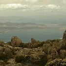 Mount Wellington to the Sea by retsilla