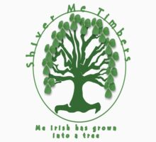 Shiver Me Timbers... Me Irish has Grown Into a Tree by SaMack