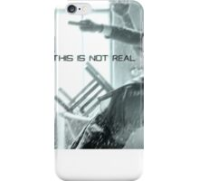 inception , This is not real iPhone Case/Skin